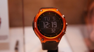 回归手表本质 卡西欧首款智能手表WSD-F10