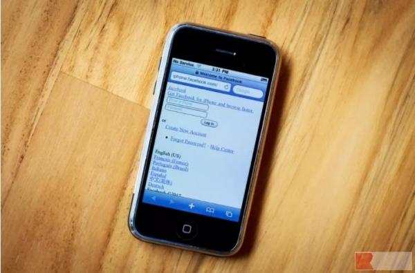初代iPhone重新评测:iPhone十年经历了哪些变化