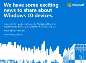 微软发送Windows 10硬件活动邀请函