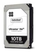 西部数据推出全球首款10TB氦气密封式PMR硬盘