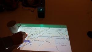 索尼Xperia投影机:射出可以触摸的Android系统