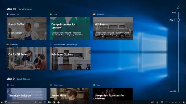 微软Build2017 Day2:Windows 10 Fall Creators Update有什么?