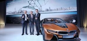 聚焦自动驾驶 看宝马眼中的未来汽车世界
