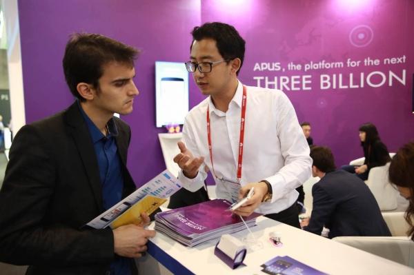 APUS亮相MWC 发布下一个30亿用户平台计划
