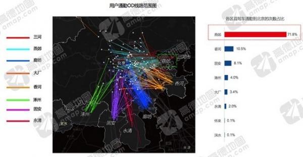 高德地图Q1交通报告:这些新入榜的十大堵城,比一线城市更堵