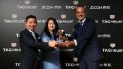 泰格豪雅京东旗舰店上线 开启奢侈品与电商跨界合作大门