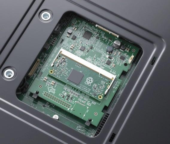 抢先布局物联网NEC搭载树莓派工程液晶显示新品华丽上市