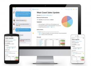 """Salesforce""""一个平台""""战略整合Einstein、Quip和IoT"""