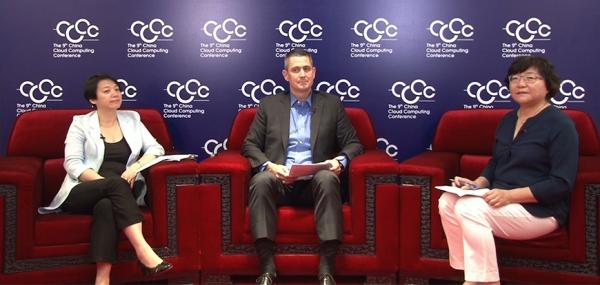 第九届中国云计算大会英特尔专访:不同需求选择不同云平台