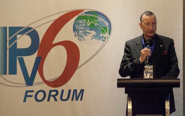全球IPv6论坛主席Latif Ladid:IPv6全球部署全面展开,5G与IoT将成为强大驱动力