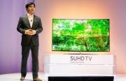 """三星SUHD TV采用量子点技术 模拟""""飞蛾之眼""""追赶OLED"""
