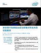 来自银行和保险业成功部署分析技术的经验教训