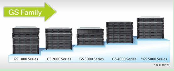 Infortrend存储系统支持超灵活超高速的56Gb/s InfiniBand, 40Gb/s iSCSI 与16Gb/s FC连接