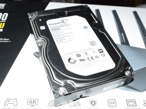希捷Enterprise NAS HDD 8TB硬盘评测