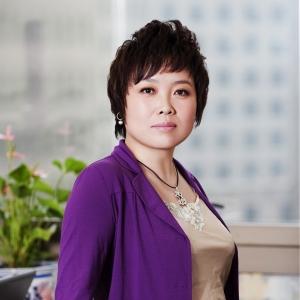 卢江虹 Veeam中国区总经理