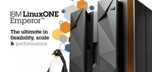 那些致力于部署Linux平台的企业,可以考虑尝试一个叫做LinuxONE的东东了