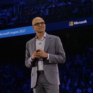 Mircosoft Inspire 2017 Day1:微软CEO主题演讲的5大重点