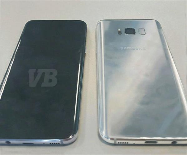 三星Galaxy S8首幅实拍图片与上市日期披露