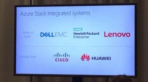 微软Azure Stack开放预订 中国市场稍待