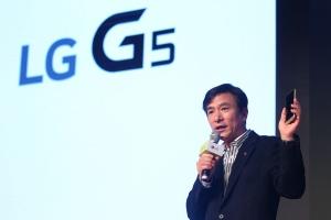 """能""""换下巴""""的手机LG G5登陆中国 售价4888元"""