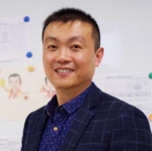 李绍俊 超图软件副总裁、超图研究院院长