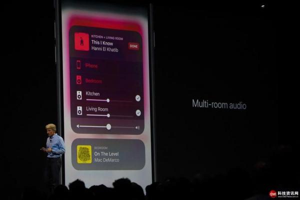 苹果2017 WWDC大会上的那些事儿:HomePod、iOS 11和iMac Pro