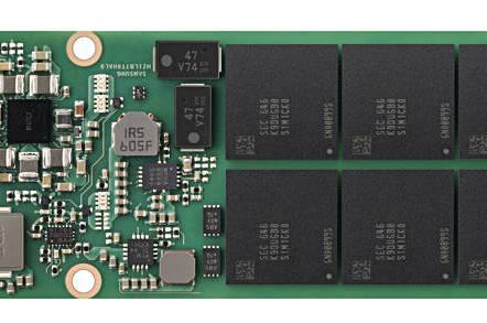 三星公司发布128 TB SSD与kinetic式闪存驱动器设计方案