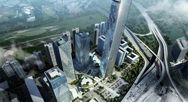 """转型智慧园区 天安数码城与中节能""""行云""""之路"""