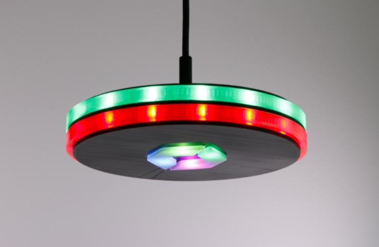 "Dynatrace推可3D打印 ""UFO""设备 实现应用性能的全链路可视化"