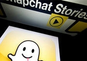 Snapchat用户快速增长 引越来越多广告主关注