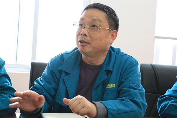 """数据是企业洞察市场的""""眼睛""""——中国重汽海西汽车的数字化探索"""