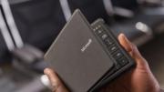 微软发布全新无线通用折叠键盘:售699元