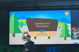 Salesforce吹嘘无代码开发,不用费脑子的人工智能