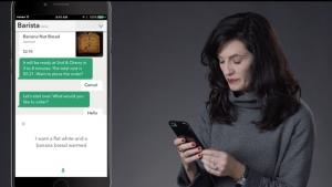 星巴克推虚拟语音助手:可通过语音直接下单