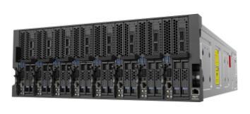曙光全自主高端服务器首次亮相,搭载英特尔全新可扩展处理器