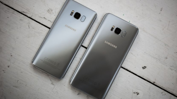 三星Galaxy S8上手:外观惊艳 但Bixby助理是个未知数