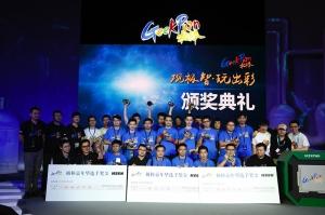 GeekPwn华丽展现黑客世界 清华团队获大奖