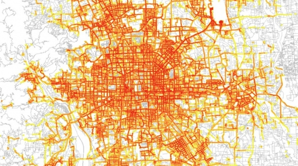 外媒:滴滴大数据惠利城市智慧交通
