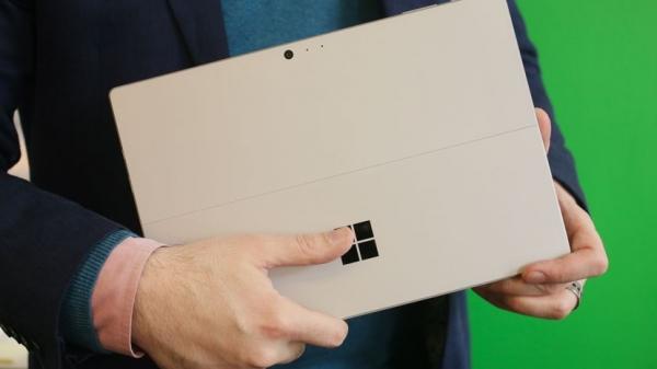 微软发布Surface Pro 承诺更长的电池续航时间
