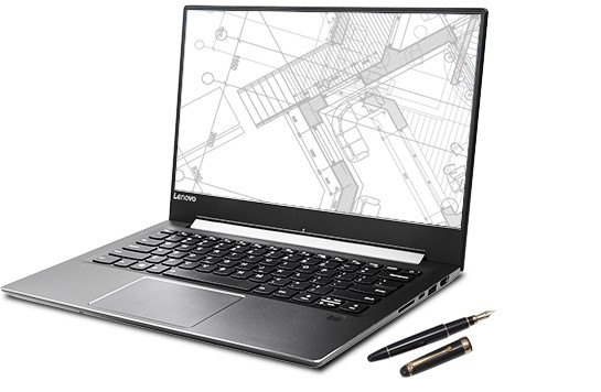 4.95mm微边框 昭阳K42开启商用本的设计美学