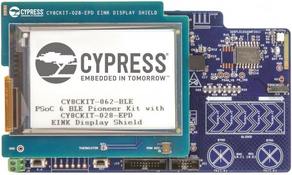 赛普拉斯推出业内首款专为IoT设计的微控制器架构PSoC 6