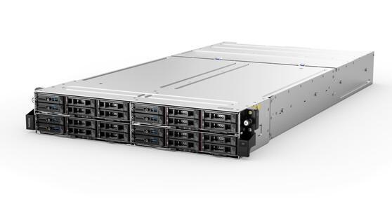 灵活适应,容量一流,Lenovo ThinkSystem SD530前景可期