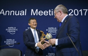 阿里巴巴拿下奥运顶级赞助商  首届云上奥运会拥抱AI黑科技