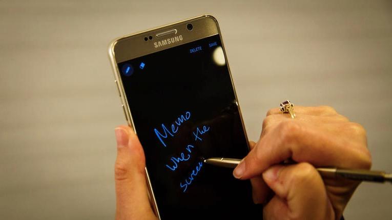 直播三星Galaxy Note 5&S6 Edge+中国发布