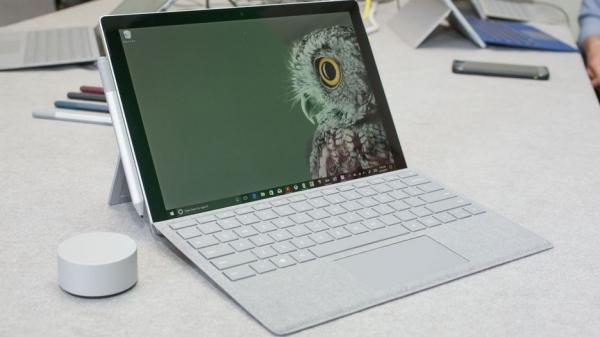 微软发布全新Surface Pro:承诺更长的电池续航时间