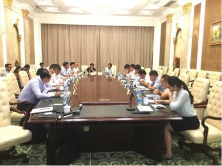 华为合作伙伴走进天津东丽 探讨云产业发展新机遇