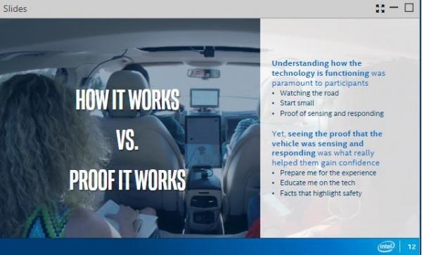 英特尔AI与无人驾驶