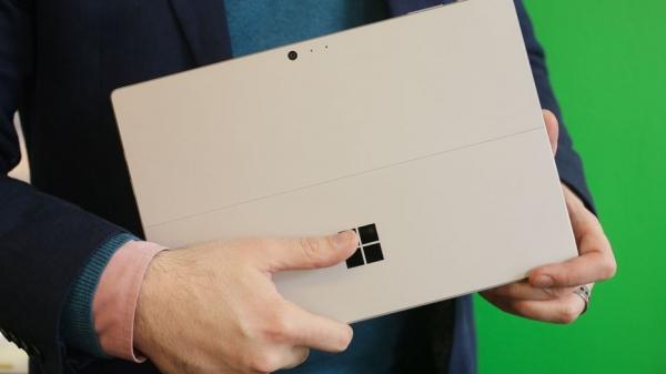 微软发布全新Surface Pro 承诺更长的电池续航时间