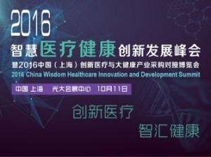 2016中国智慧医疗健康创新发展峰会