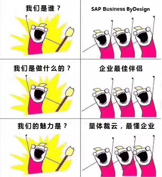 """""""中小企业云ERP""""那些事儿 ——SAP Business ByDesign量体裁云,中小企业最佳伴侣"""